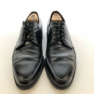 Nunn Bush Oxford Dress Shoes Black leather sz 11C